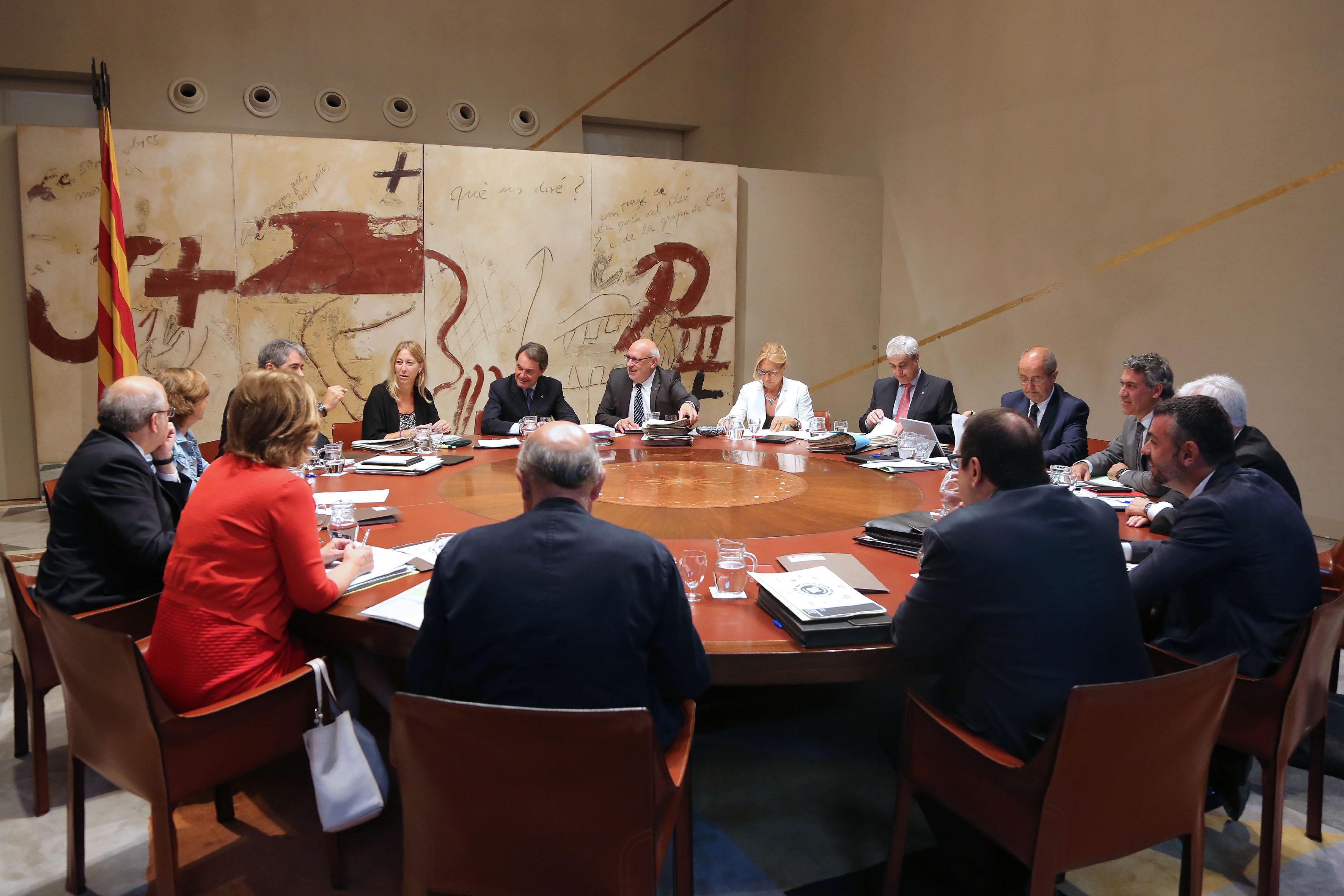 Reunió Govern