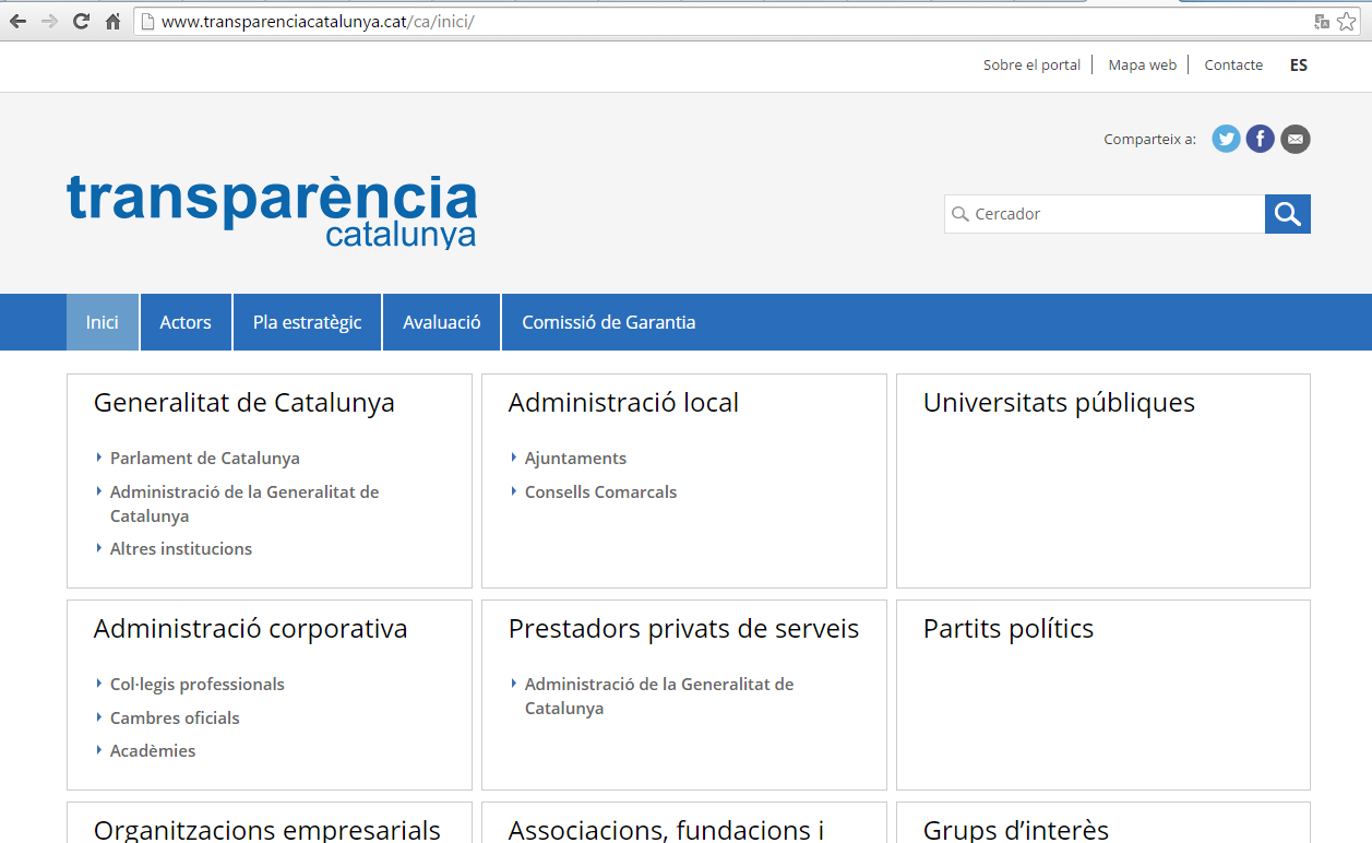 transparenciacatalunya