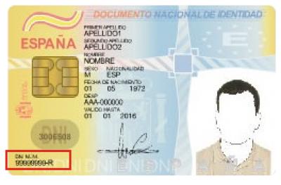 Per què apareix el DNI en els certificats digitals?