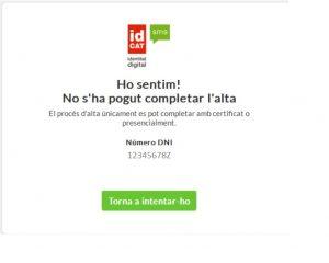idcat-sms_error