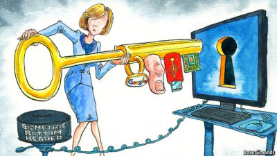 Internet security and passwords: Kill or cure (The Economist)