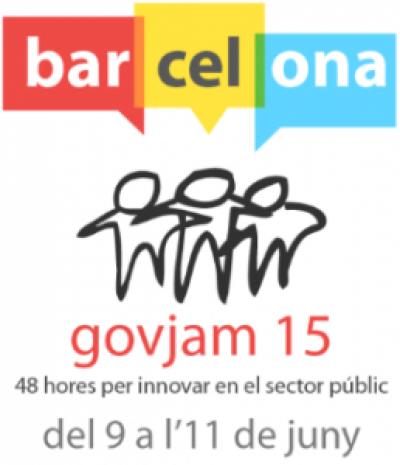GovJam15, un esdeveniment sobre la innovació als serveis públics