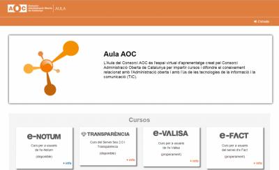 Curs virtual de Seu-e 2.0 i Transparència