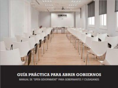 """Manual d'""""Open government"""" per a governants i ciutadans"""