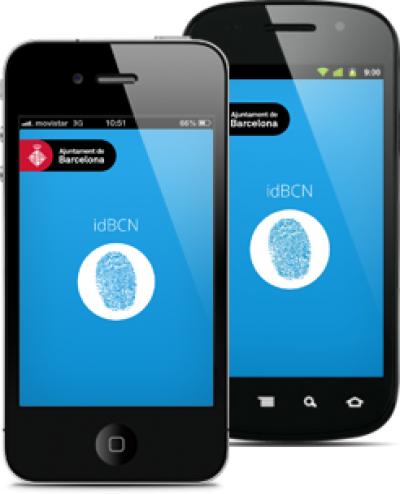 Presentació d'idBCN: el nou sistema d'identificació en el mòbil de l'Ajuntament de Barcelona