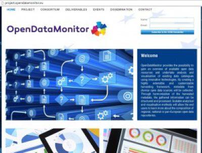 OpenDataMonitor: Anàlisi, harmonització i visualització de catàlegs de dades de la UE