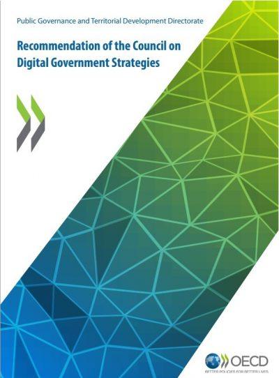 L'OCDE publica un document amb Recomanacions per al desenvolupament d'Estratègies d'Administració Digital