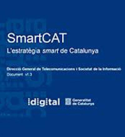 El Govern aprova l'Estratègia SmartCAT, que pretén convertir Catalunya en una Smart Region de referència internacional