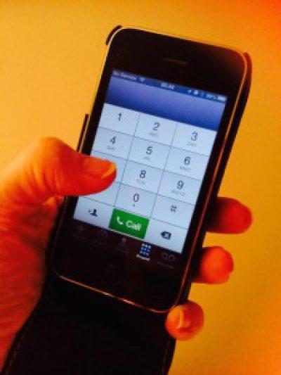 Consells per a un ús segur del mòbil