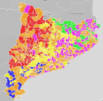 2017: quin tipus de registre han fet servir els ens catalans