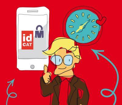 Catalunya, amb l'idCAT Mobile Connect, lidera a Europa la implantació al sector públic d'un innovador sistema d'autenticació