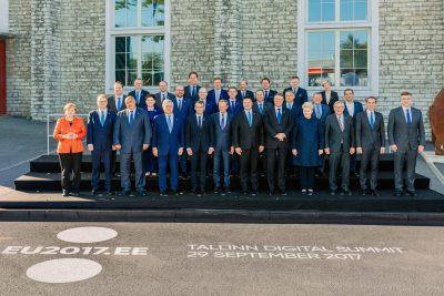 Els ministres digitals europeus signen la Declaració de Tallin sobre administració electrònica