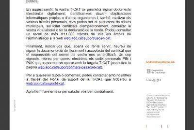 Les comandes de fungibles es fan mitjançant un formulari en línia