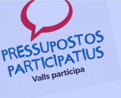 L'Ajuntament de Valls utilitza l'idCAT Mòbil a la consulta ciutadana sobre pressupostos participatius 2018
