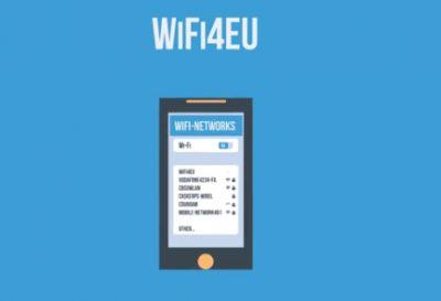 La primera convocatòria de Wifi4EU es publicarà al febrer de 2018