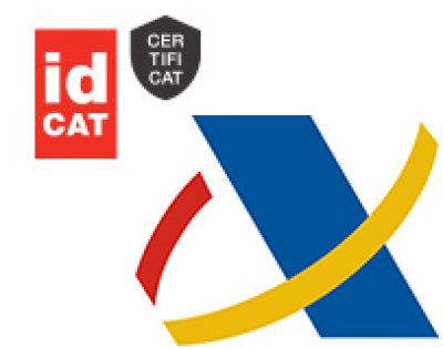 L'idCAT certificat et permet fer la Renda 2018