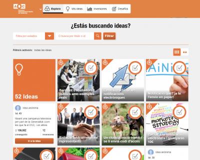 La iNNOtECA incorpora el projecte Nextinit, la plataforma d'innovació oberta de l'AOC