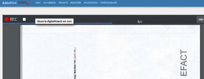 Actualització de l'aplicació nativa del servei CÒPIA