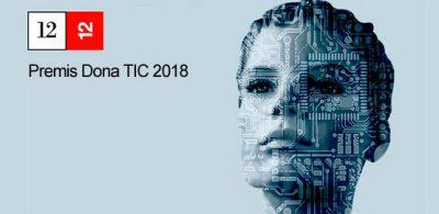 12×12 Congress i lliurament dels Premis Dona TIC 2018