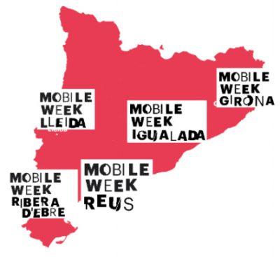 Mobile Week s'estén arreu de Catalunya amb edicions a Girona, Lleida, Reus, Igualada, Ribera d'Ebre i Barcelona