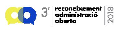 3r Premi Administració Oberta 2018