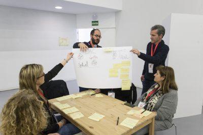Els Tallers d'Innovació Local situen les persones al centre de la transformació digital