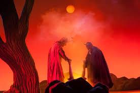 Escena dels pastorets