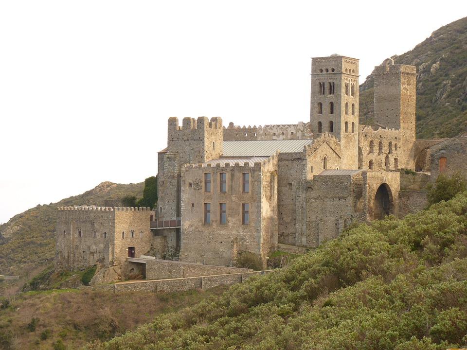 Monastir de Sant Pere de Rodes