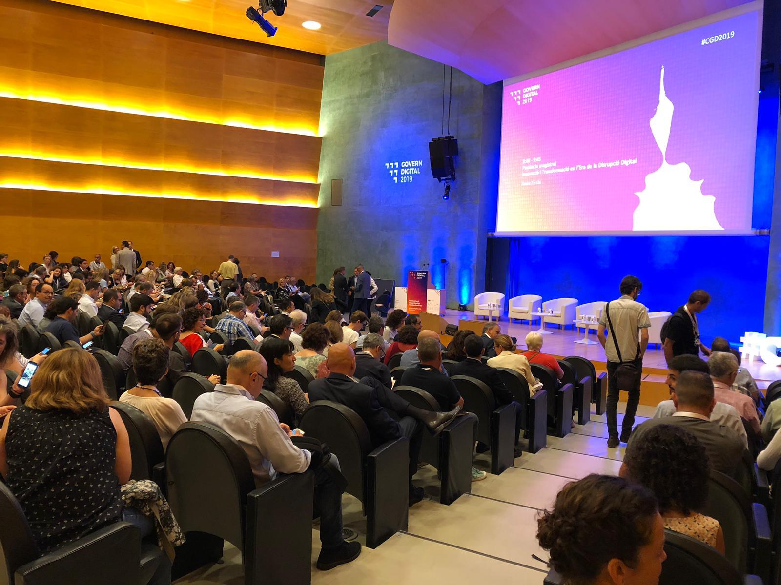 Congrés de Govern Digital