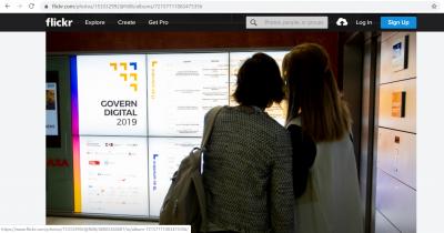 Consulta els materials del Congrés de Govern Digital
