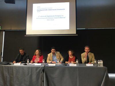 Arrenca la 2a edició del Postgrau d'Administració Electrònica i Govern Obert al Món Local