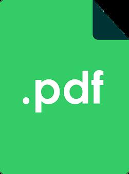 Imatge de la icona de PDF