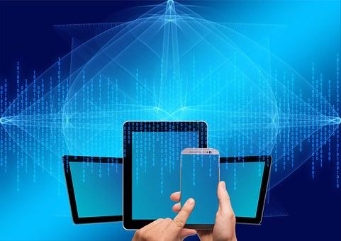 Xarxa entre dispositius mòbils