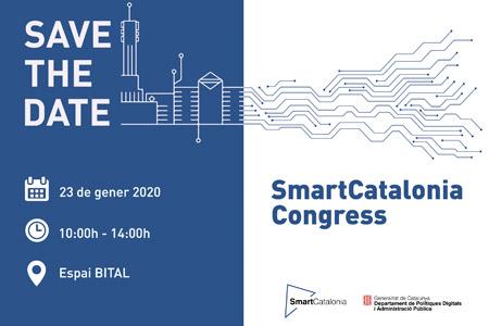 Logotip de l'SmartCatalonia Congress
