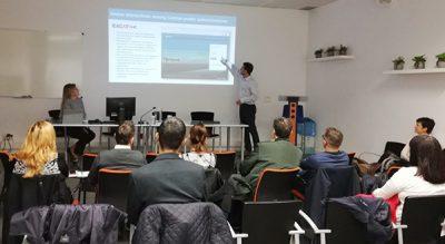Representants del govern romanès s'interessen per l'experiència en govern digital de l'AOC