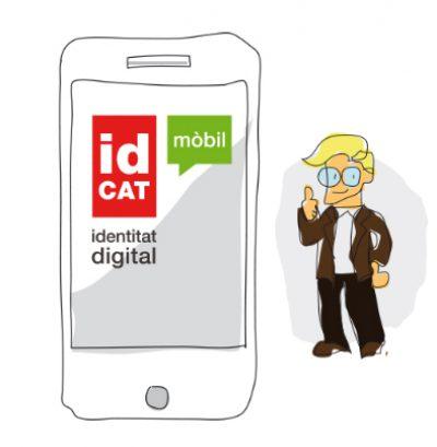 Més de mig milió de persones ja fan servir l'idCAT Mòbil