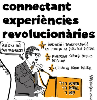 Talent digital, identitat digital i tecnologies avançades: les temàtiques més ben valorades al Congrés Govern Digital