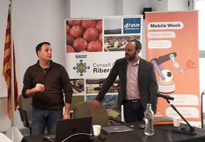 L'AOC presenta la seva estratègia de dades obertes a la Mobile Week de Ribera d'Ebre