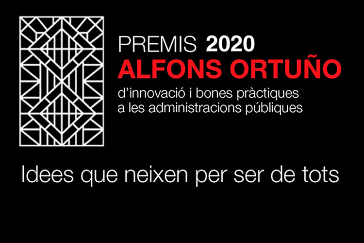 Logo Premis Alfons Ortuño