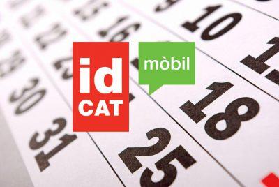 Demana el teu idCAT Mòbil per fer la preinscripció a batxillerat i formació professional