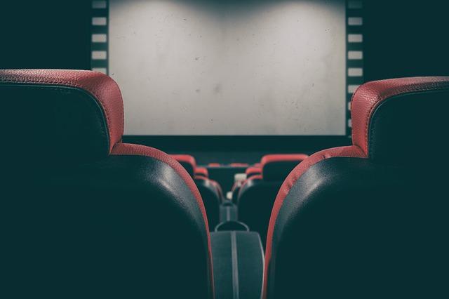Una sala de cinema