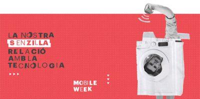 Oberta la convocatòria de la Mobile Week 2021 adreçada al món local