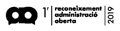 1r Premi Administració Oberta 2018