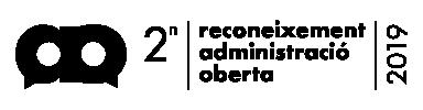 2n Premi Administració Oberta 2018