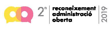 Reconeixement Administració Oberta Posició 2