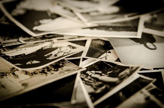 Fotografies antigues en blanc i negre