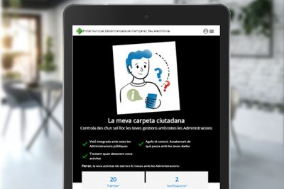MyGov, la carpeta ciutadana interadministrativa,  disponible a partir del 15 d'octubre