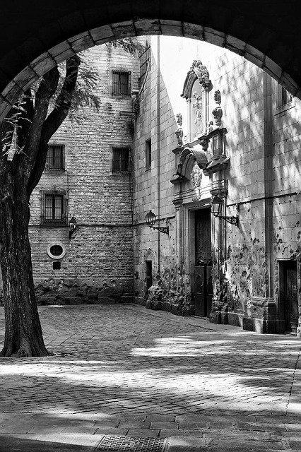 El barri gòtic de Barcelona