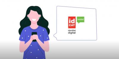 Vídeo-píndola: Com obtenir l'idCAT Mòbil amb DNI i targeta sanitària