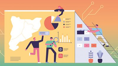Revisa els indicadors de l'Índex de Maduresa Digital 2020 del teu ajuntament o consell comarcal